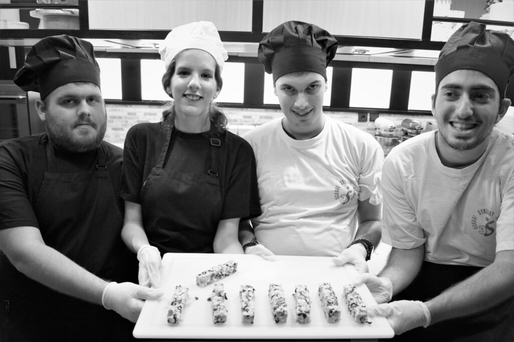 Η School Synergy Snacks μία από τις νικήτριες στα Venture Impact Awards